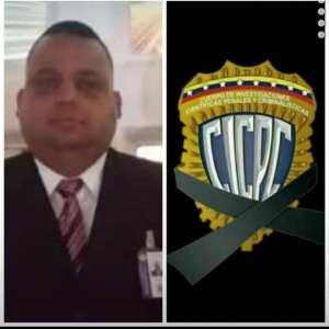 """Inspector del Cicpc en Lara murió por un """"paro respiratorio"""" a causa del Covid-19"""