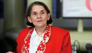 Hilda Molina, la doctora a quien Fidel Castro reveló su plan para conquistar el mundo