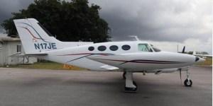 Buscan aeronave desaparecida en República Dominicana y su piloto es venezolano