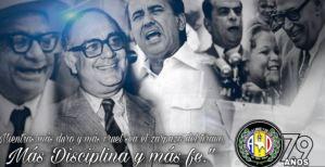 """Engelbert Rivero: """"AD cumple 79 años en Resistencia"""""""