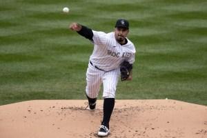 El criollo Antonio Senzatela evitó la barrida de Rockies tras dominar a los Dodgers