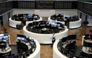Las bolsas europeas ceden ante la preocupación por nuevos confinamientos