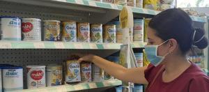 En Táchira las fórmulas lácteas ya no se venden por sus altos costos