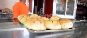 Canillas y piñitas es lo más vendido en panaderías de Lara