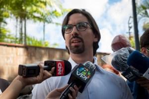 Freddy Guevara confirmó reunión con Francisco Torrealba