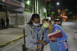 Mothers-to-be face challenges in Venezuela