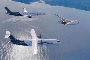 Airbus apuesta por el hidrógeno para su futuro avión cero emisiones