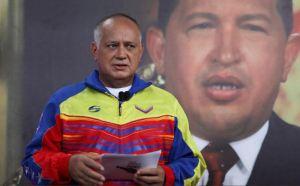 """Según Diosdado, organismos de inteligencia han detectado """"movimientos de violencia"""""""