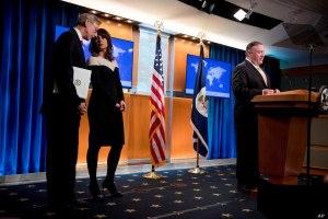 """EEUU asegura que Maduro y sus """"títeres"""", hoy sancionados, representan una grave amenaza a la región"""