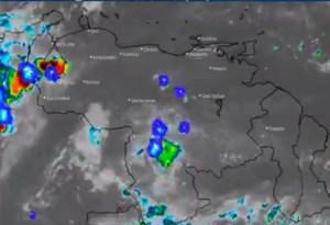 El estado del tiempo en Venezuela este martes #22Sep, según el Inameh