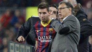 """La frase de Gerardo Martino a Messi que explica el """"poder"""" que tiene el capitán del Barcelona"""