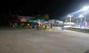 La protesta por electricidad en Maracaibo amenaza con posibles saqueos