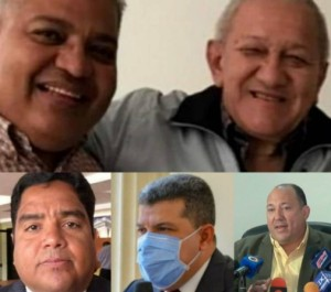 """LA LISTA: Los primeros """"opositores"""" aliados con el régimen de Maduro sancionados por EEUU"""