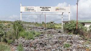 Obras inconclusas en Bolívar prueban corrupción del régimen
