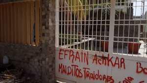 Denuncian amenazas del régimen de Maduro en contra de familiares de dirigentes zulianos que están exiliados