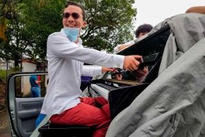 """Pianista esparce """"desinfección musical"""" contra Covid-19 en el estado Táchira (Fotos y Video)"""