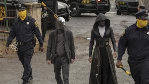 """La adaptación del cómic """"Watchmen"""" ganó el Emmy a mejor miniserie"""