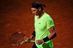 Diego Schwartzman eliminó a Rafael Nadal en cuartos del Masters de Roma