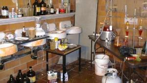 Por qué no se debe comprar una casa que fue laboratorio de metanfetamina, según la ciencia