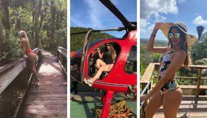 Todas pilotos, todas venezolanas: La galería más sensual que te llevará a las alturas (FOTOS+UFFF)