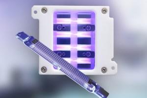 ¡Impresionante! Desarrollaron la primera lámpara ultravioleta que podría matar de forma segura al Covid-19