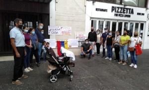 Venezolanos varados en España solicitan vuelos de repatriación (FOTOS)