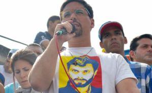 Freddy Guevara celebró la partida de Leopoldo López: Significa un gran impulso para nuestra lucha