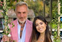 ¡Falta poco! Así se encuentran Sharon Fonseca y Gianluca Vacchi a horas de recibir a su hija (Videos)
