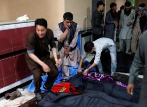 Un atacante suicida mata a 24 personas en un centro educativo de Kabul