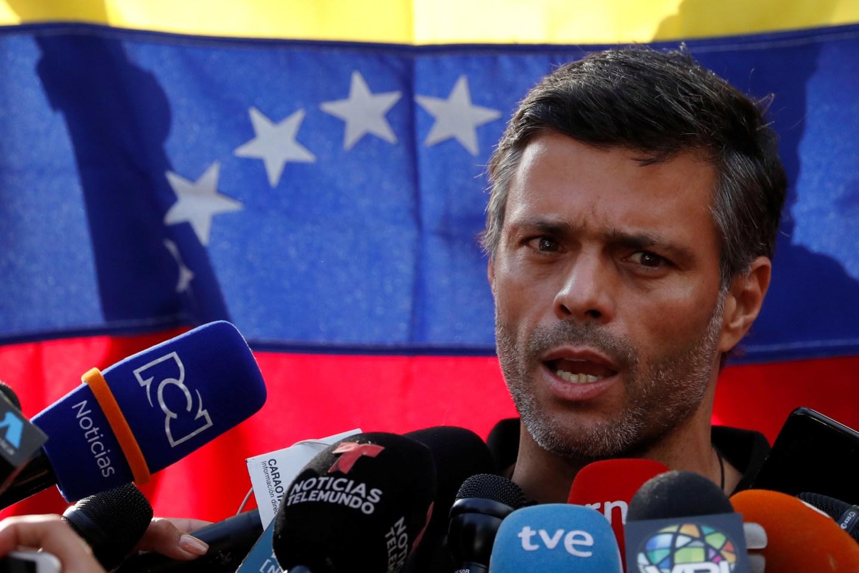 Reuters: Leopoldo López llegará a España este domingo