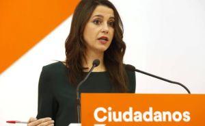 Inés Arrimadas respaldó decisión de López: La causa de los demócratas es la de libertad frente a la tiranía