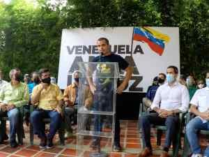 Francisco López: Estamos activados en los 21 municipios de Miranda por la libertad de Venezuela