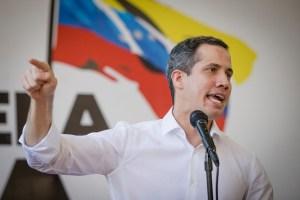 Guaidó a Maduro: No controlas nada, logramos sacar a territorio internacional a Leopoldo López