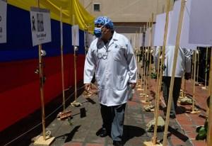 Coronavirus sumó a otros cuatro venezolanos al luto por la pandemia