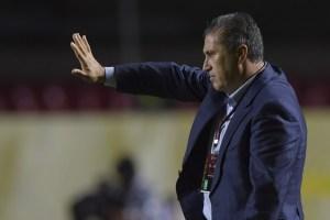 Peseiro convocó a 42 jugadores del fútbol local para módulo de la Vinotinto en Caracas