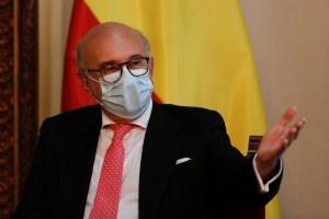 Juan Fernández Trigo fue designado como nuevo encargado de negocios de España en Venezuela