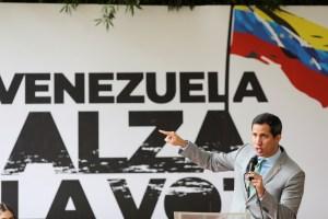 Guaidó desde Sabana Grande: El #6Dic deben quedarse en sus casas y dejar sola a la dictadura