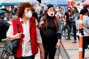 Colombia registró más de 12 mil casos nuevos de coronavirus