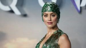 "La petición para quitar a Amber Heard de ""Aquaman 2"" superó las 1,5 millones de firmas"