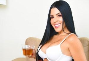 ¡Ufff! Es blanco, es chiquito, es el bikini de Rosita que te pondrá loquito (FOTO)