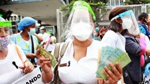 Enfermeras en Venezuela viven una catástrofe humanitaria