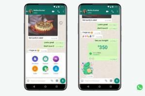 El esperado servicio de pago de WhatsApp comenzó a funcionar en India