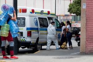 Pandemia en Venezuela rebasó los 138 mil contagios de coronavirus