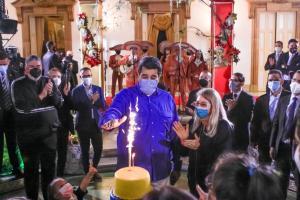 Vidente español revela que el cumpleaños de Nicolás Maduro del pasado #23Nov, fue su último en Miraflores (Video)