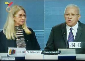 """Chavismo dramatizó otro falso debate con """"opositores"""" tan prefabricados como su show electoral"""