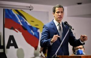Juan Guaidó: Estamos luchando y resistiendo hasta lograr la libertad de Venezuela