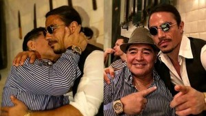 "Así rindió homenaje a Maradona, el ""chef turco"" de Maduro (VIDEO)"