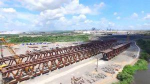 Tercer puente sobre el Río Orinoco inconcluso 9 años después