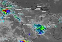 El estado del tiempo en Venezuela este miércoles #12May, según el Inameh