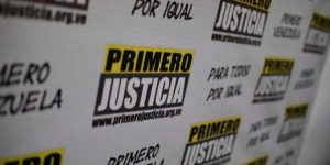 Primero Justicia ante arremetida del régimen chavista: No detendrán la lucha de nuestro partido